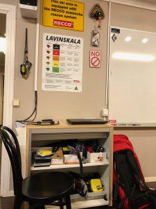 Lavinkurs Åre Lavincenter